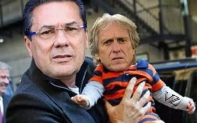 Memes tomaram conta das redes sociais após jogo entre Flamengo e Vasco