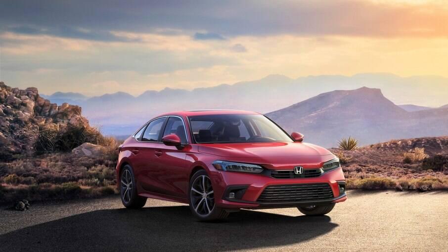 Honda Civic 2022 terá duas opções de motorização: 2.0 aspirado e 1.5 turbo, ambos com câmbio CVT