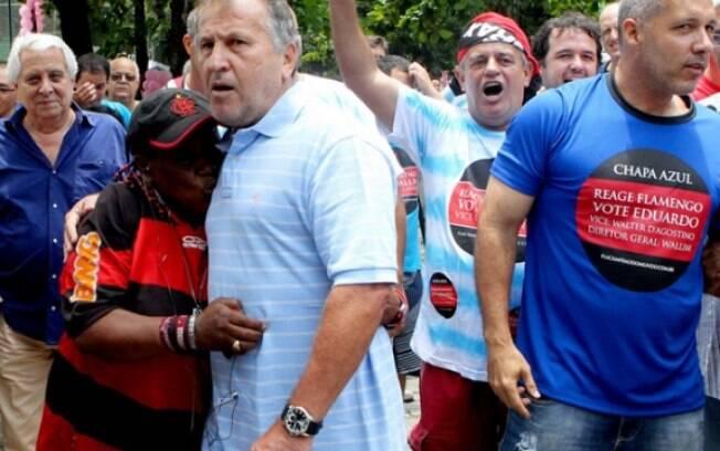 Zico ressalta papel de conselheiro na nova  gestão do Flamengo