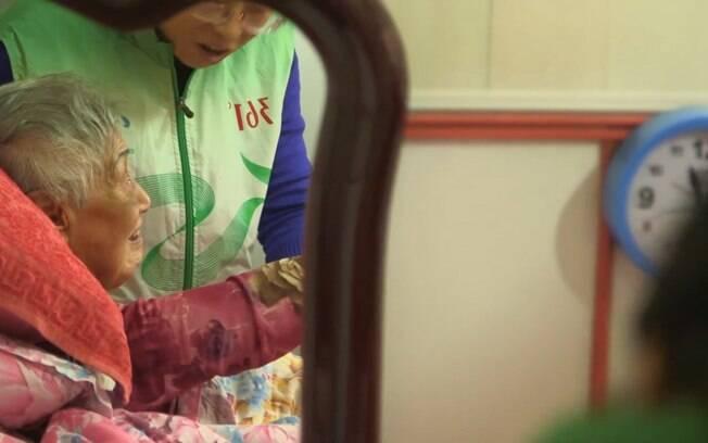 Xangai tem 24 milhões de pessoas e a maior proporção de aposentados da China