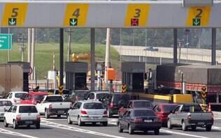 Motos podem ficar isentas de pagamento de pedágio em rodovias federais