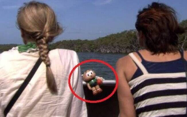 Cebolinha foi visto em cena de filme de terror da Austrália