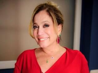Susana Viera se identifica com a atitude de sua personagem com o filho
