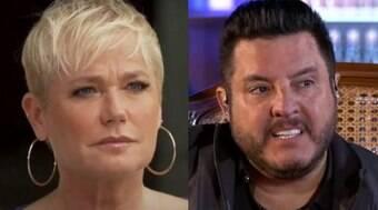Xuxa critica fala de Bruno, dupla com Marrone: