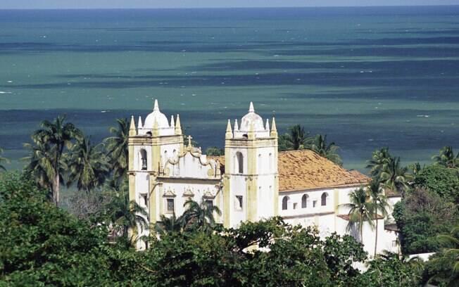 Igreja Nossa Senhora do Carmo é apenas uma das construções históricas de Olinda