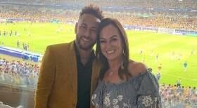 Mãe de Neymar compra mansão e é processada