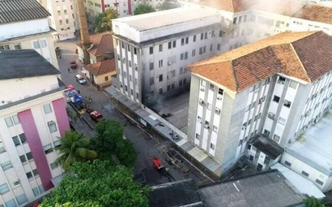 Quarta morte após incêndio em Bonsucesso foi confirmada nesta quarta-feira