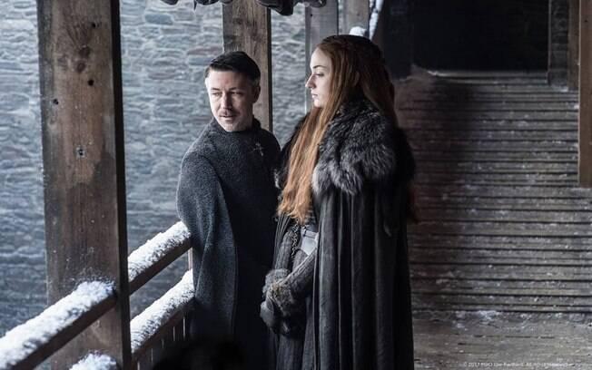 Cena da 7ª temporada de Game of Thrones. Quem for assinante da  AT &T  terá HBO de graça pela internet nos EUA