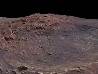 Marte tem nitrogênio, elemento chave para vida
