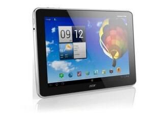 Tablet da Acer já vem com Android 4.0