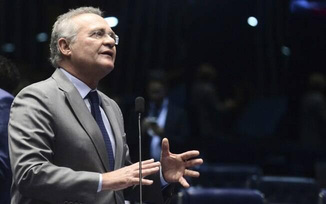 Senador Renan Calheiros aparece em ligações interceptadas pela Polícia Federal com Ricardo Saud, da JBS