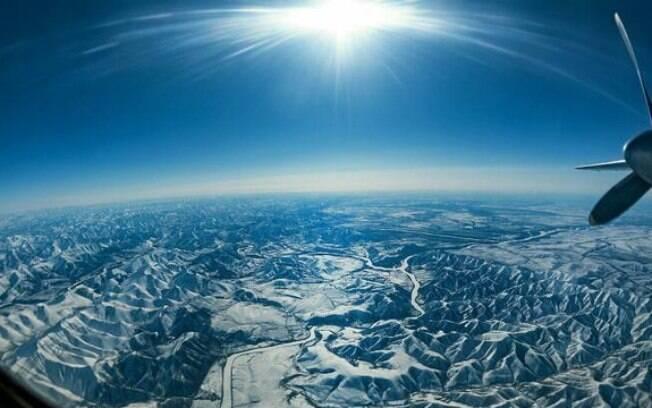 Conhecida pelo frio extremo, região tem sido atingida por forte onda de calor