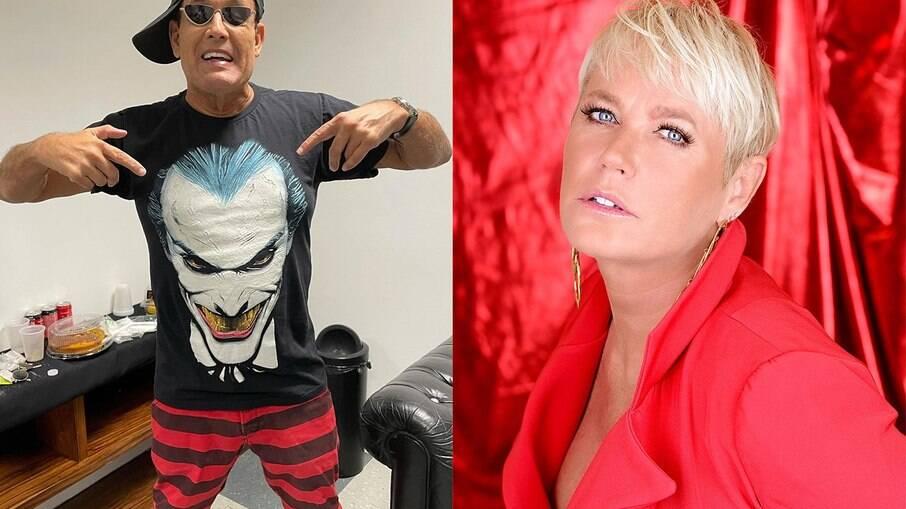 Sérgio Mallandro relembra broncas de Marlene Mattos em Xuxa