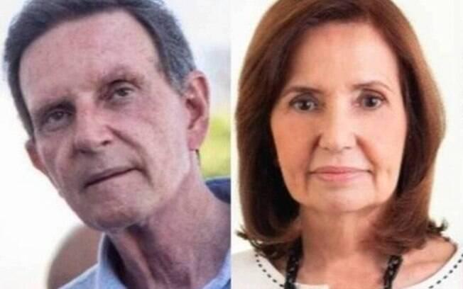 Disputa entre Marcelo Crivella e Martha Rocha será voto a voto