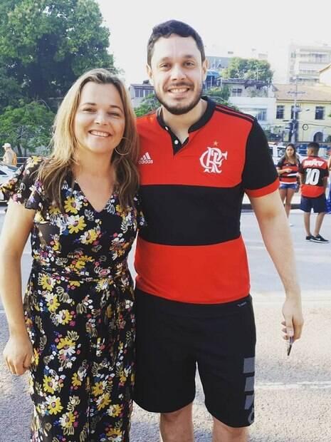 Irene Palma, a jornalista portuguesa que segue os passos de Jorge Jesus
