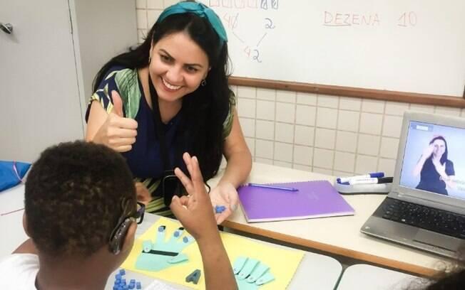 Professora de Campinas está entre os finalistas do