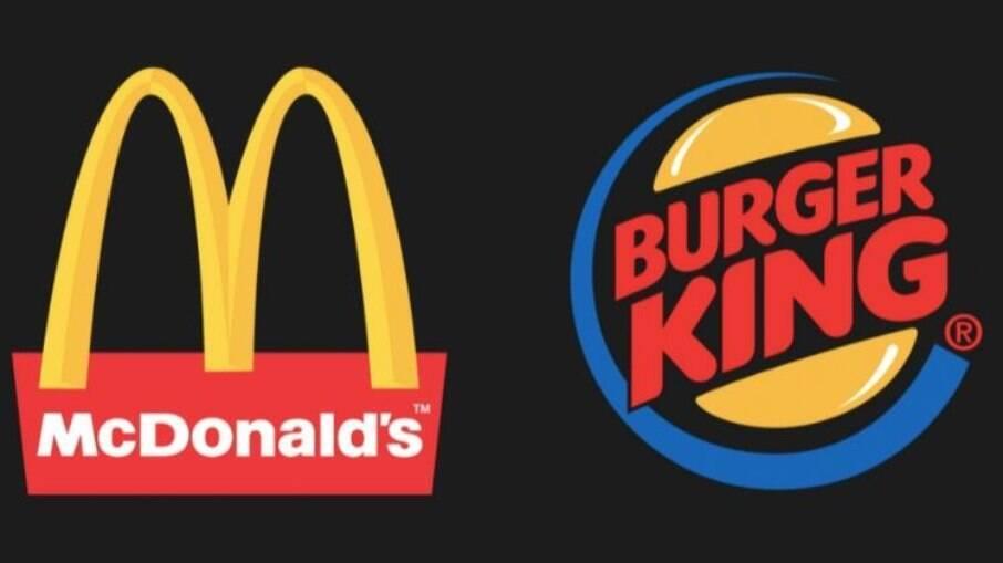 Mc Donalds e Burger King
