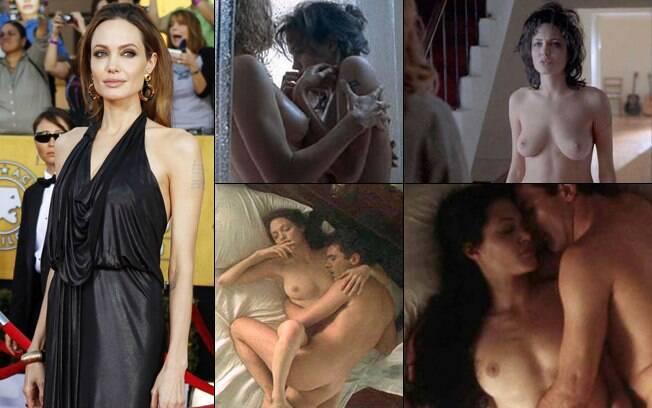 Angelina Jolie Em Gia Fama E Destrui O Pecado