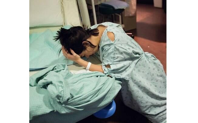 Bella Falconi fez relato sobre seu parto