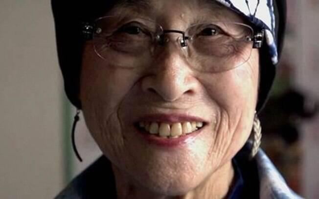 Hashizume tinha 14 anos à época do ataque nuclear