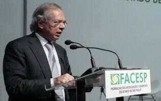 """Guedes celebra apoio dos EUA e diz que adesão à OCDE põe Brasil """"na 1ª divisão"""""""