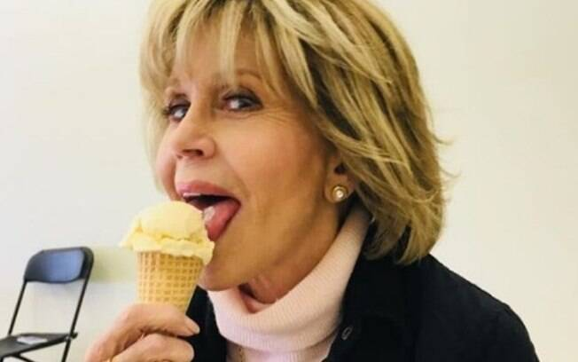 Segundo Jane Fonda, o sexo na terceira idade é muito melhor por causa da experiência e confiança no próprio corpo