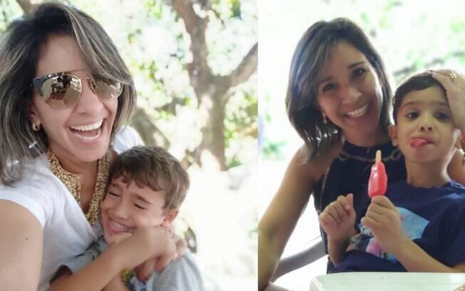 Sarah é colunista do Delas e mãe de dois meninos. Ela defende e usa a educação positiva