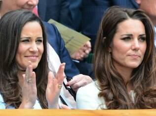 Kate Middleton tornou-se famosa ao casar-se com o príncipe William, mas sua irmã mais nova, Pippa, roubou a cena no casamento real
