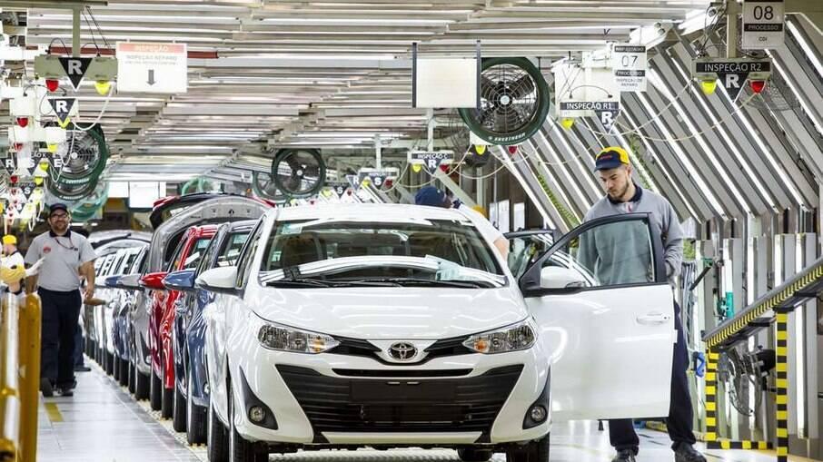 Fábrica de Sorocaba (SP) chegou a ficar paralisada temporariamente por conta da falta de componentes na indústria