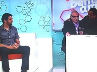 Jô Soares corneta Dunga na TV