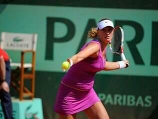 A checa Kvitova ocupa o décimo lugar da listagem da WTA