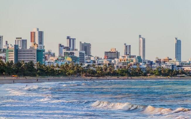 João Pessoa tem atraído turistas pelo seu custo-benefício e por suas belas praias