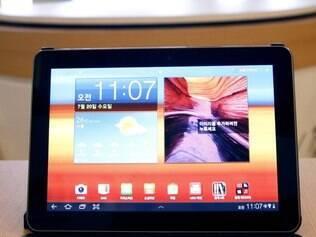Galaxy Tab 10.1: vendas proibidas na Europa