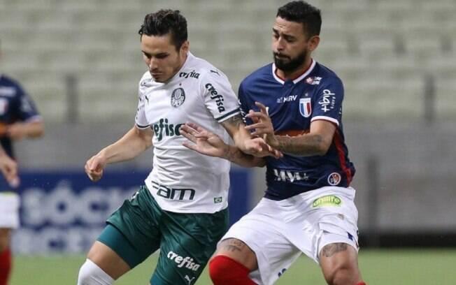 Palmeiras x Fortaleza: onde assistir, arbitragem e escalação