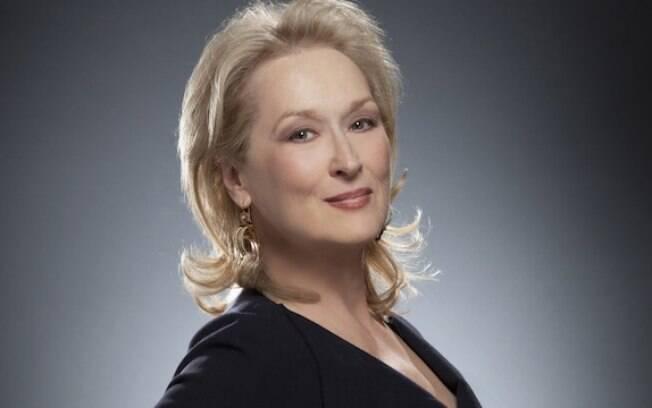Meryl Streep já foi indicada 20 vezes ao Oscar, mas não conseguiu lembrar a maioria delas durante brincadeira na TV