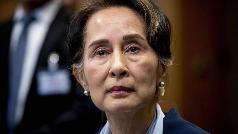 Esta é a quinta acusação contra a líder Suu Kyi após o golpe militar em Mianmar