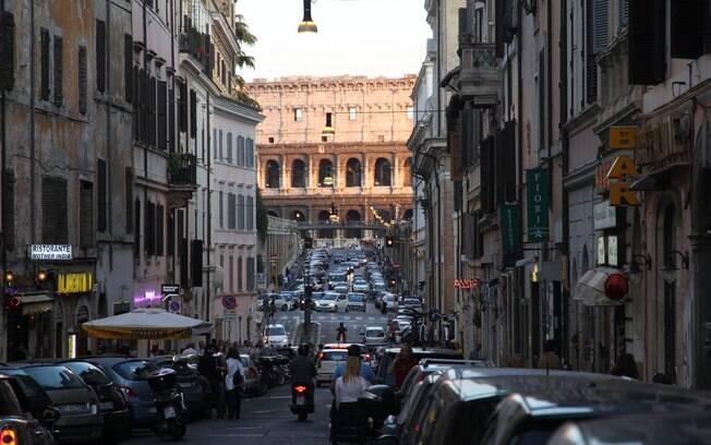 Poucas experiências são mais românticas do que um réveillon em Roma