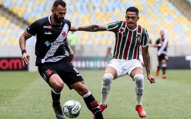 Vasco e Fluminense fizeram a final da Taça Guanabara