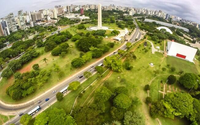 Parque do Ibirapuera está na lista dos equipamentos públicos que João Doria disponibilizou a concessões para empresas