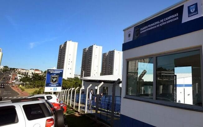 Prefeitura de Campinas entrega nova base da superintendência da GM