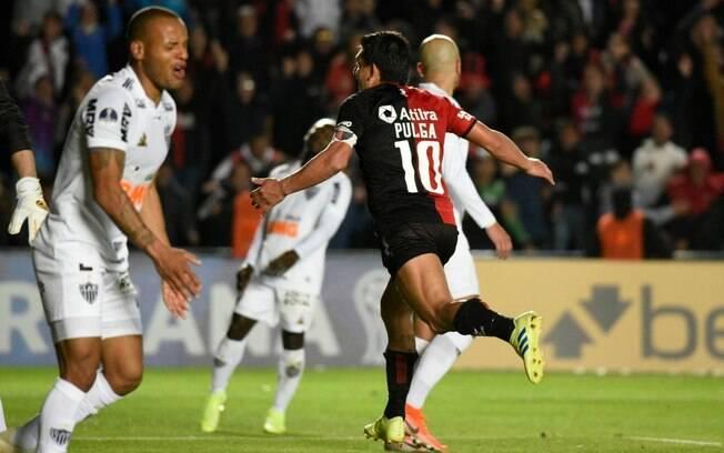 Atlético-MG enfrenta Colón pela semifinal da Sul-Americana