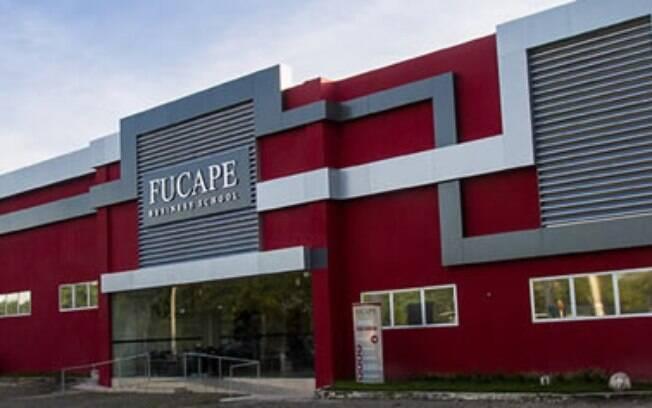 Faculdade Fucape, em Vitória (ES). Foto: Divulgação