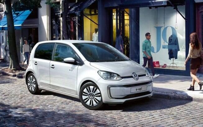 Volkswagen Up! elétrico é o novo projeto da montadora alemã, mas não terá a plataforma dos futuros eletrificados