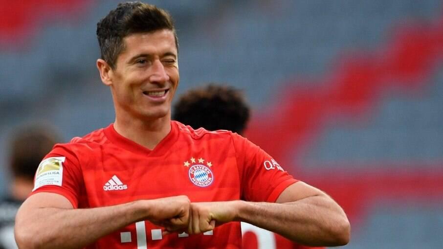 Lewandowski traçou seu futuro para as próximas temporadas