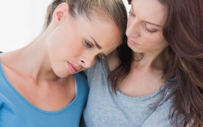 Depressivo: sempre enxerga o pior lado de  qualquer situação. Quando você está numa situação difícil, ela trata de te deixar mais para baixo . Foto: Thinkstock Photos