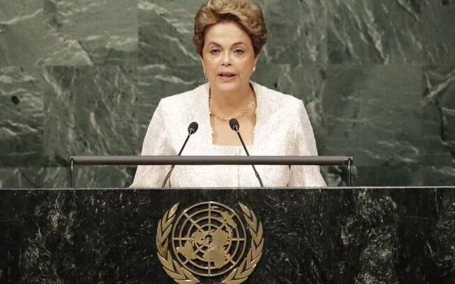 Presidente Dilma Rousseff não usou o termo