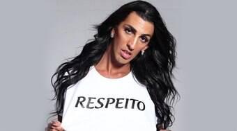 Pepita sofre ameaças nas redes por defender influenciadora trans