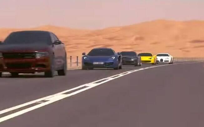 Os Carros Do 250 Ltimo Velozes E Furiosos Auto Ig