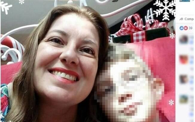 Isamara Filier, ex-mulher de Sidnei, e João Victor Filier de Araújo foram duas das vítimas da chacina de Campinas