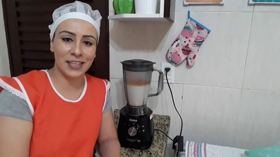 O canal de Babi fez sucesso pelas receitas com fofoca